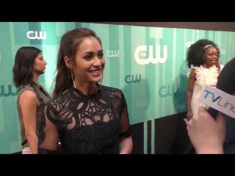 'The 100': Lindsey Morgan Ps Season 4 Finale