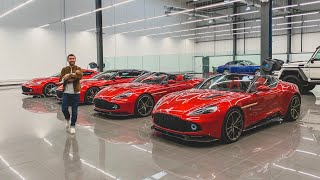 NVN London Is OPEN! £5 Million In Cars On Day ONE! Paint Protection Film & Detailing