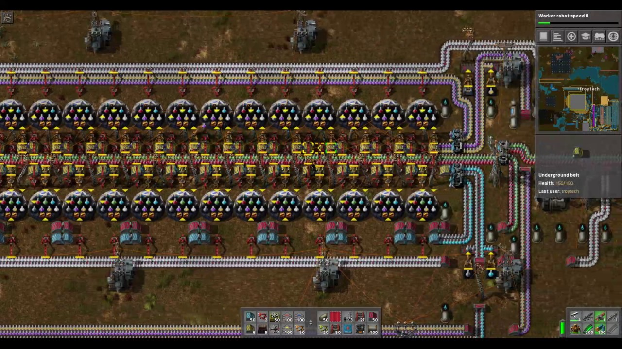 factorio ideal setup for 0 15 research update