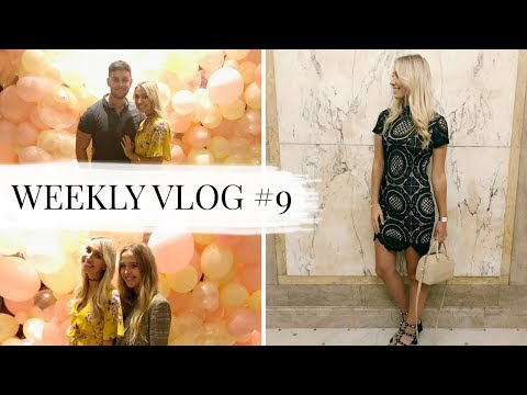 TV AWARDS, BLOGGERS FESTIVAL & DNA TEST RESULTS | Weekly Vlog #9 | Scarlett London