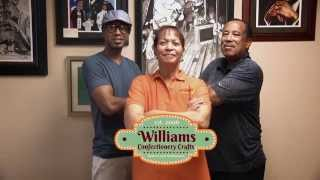 Williams Confectionery Crafts Commercial