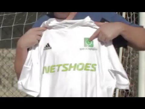 5bf946fa9fb2d Testamos a Netshoes Uniformes Full ID, de customização de camisas - YouTube