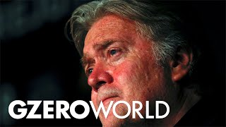 In Steve Bannon's Eyes: the World in 2020 | In-depth Interview | GZERO World with Ian Bremmer