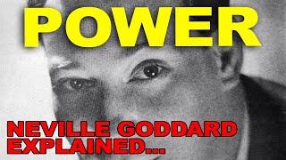 Power by Neville Goddard