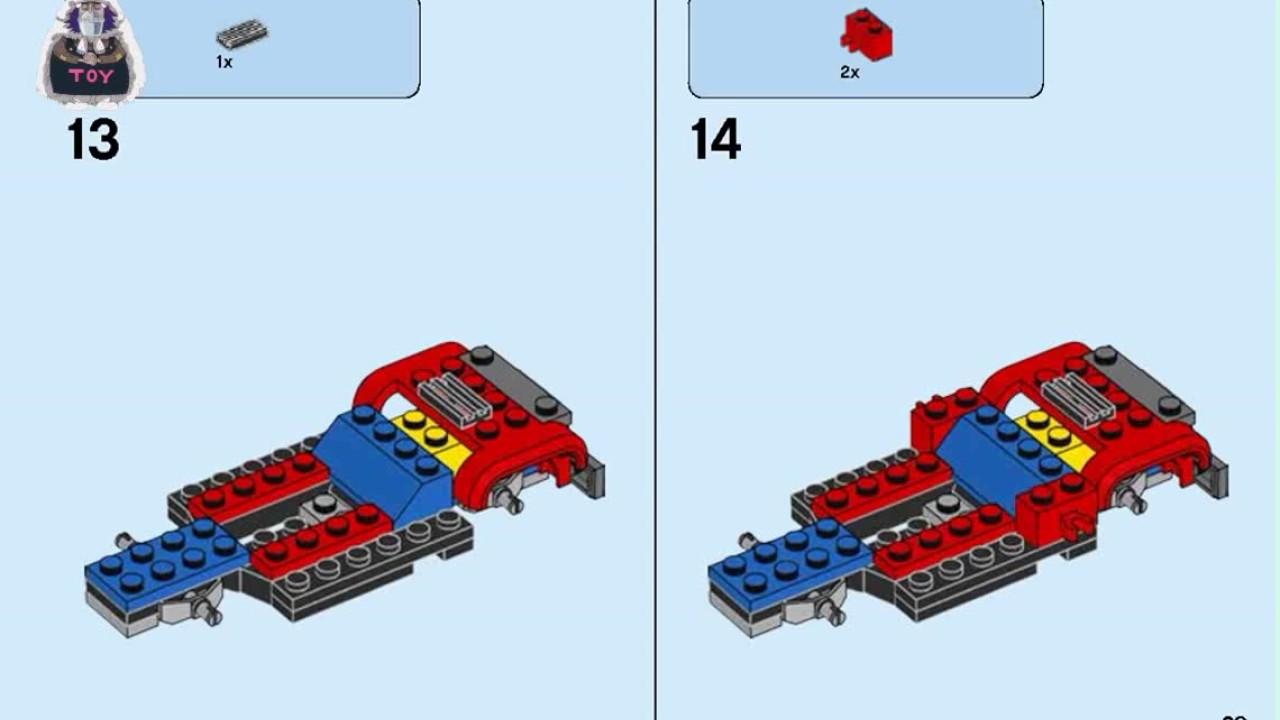 Lego City Police Truck Instructions 24944 Enews