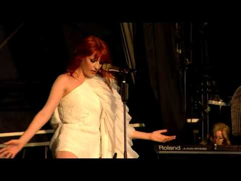 HD Florence + The Machine  Cosmic Love GF 2010