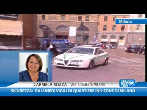 Sicurezza: da lunedi vigili di quartiere in 9 zone di milano