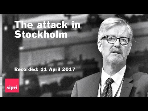 Peace Points: The attack in Stockholm