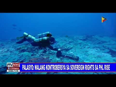 Palasyo: Walang kontrobersya sa sovereign rights sa PHL Rise