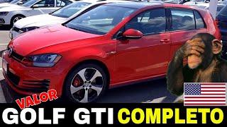 LINDO GOLF GTI 2017 COMPLETO - Valor nos Estados Unidos