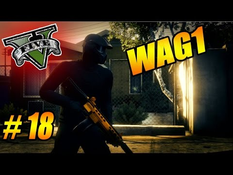 GTA 5 ONLINE FUNNY MOMENTS EP 18 Wag1 Mate
