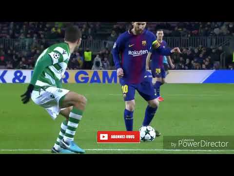 Barcelona vs Sporting Lisbon  2-0  all goals and highlights   5-12-2017  HD