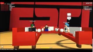 JBA ESPN Episode 3..ROBLOX