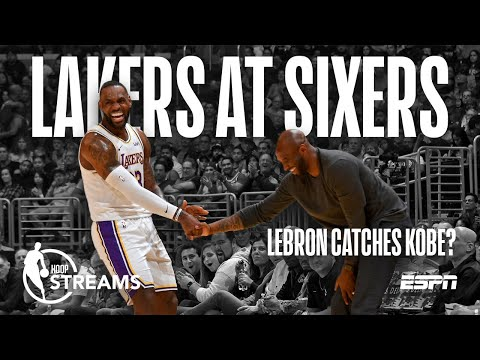 Hoop Streams: Previewing Lakers @ Sixers | ESPN