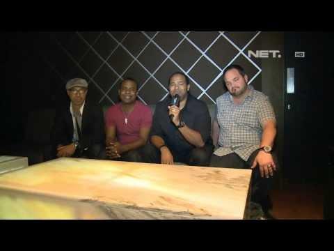 Entertainment News - Wawancara Eksklusif Tahun Baru With All 4 One