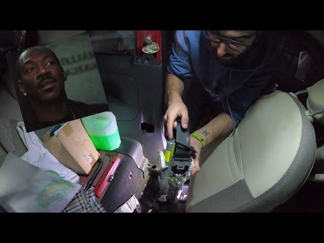 Montando cinturones   Fiat 500