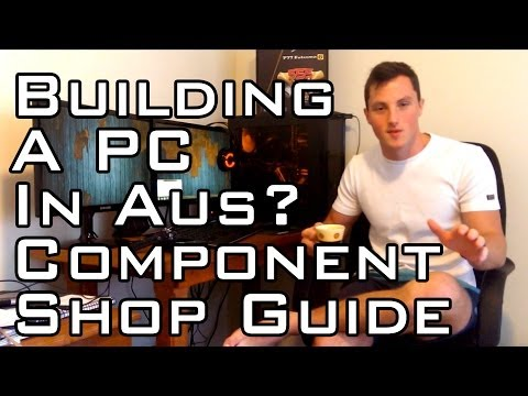 Australian PC Components buyers guide