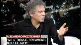 Alejandro Rozitchner y Tom Lupo: Entrevista