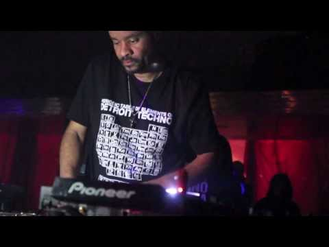 Terrence Parker LIVE @ Snowed In, Dayton Ohio - 12/07/13