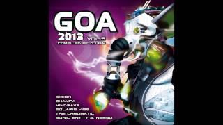 Arhetip - Gaia [Goa 2013 Vol. 3]