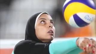 BREAKING NEWS   Bikini vs Hijab Egypt Players in Beach volleyball at Rio Olympics