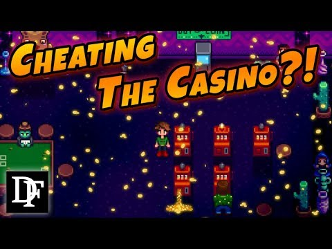 stardew valley casino trick