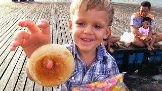 Ребенок и Отпуск! Как мягко Акклиматизироваться в Новой стране? Таиланд, Пхукет