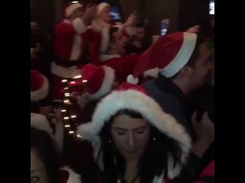 b0afd41b6b096 East Atlanta Santa Gucci Mane Makes Appearance at Santa Con NYC ...