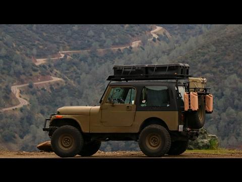 Jeep Wrangler 50 STATE ROAD TRIP
