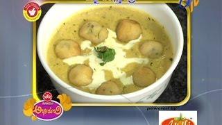 Abhiruchi - Malai Kofta Curry  - మలై కోఫ్తాకర్రీ
