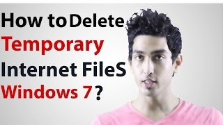How to Delete Temporary Internet Files in 2016