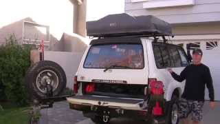 This is a comprehensive review of the ARB Simpson III Rooftop Tent.