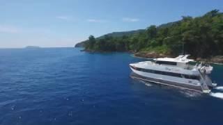 Luxurious 75ft Freizer Expedition Power Catamaran For Sale -