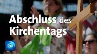 Kirchentag in Dortmund geht zu Ende