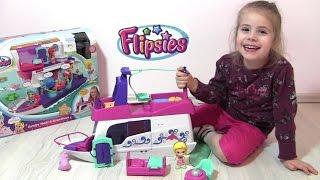 Flipsies - Yacht und Strandhaus - Interaktives Spielzeug für Kinder | VTech