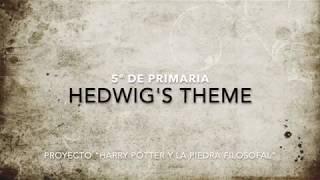 HEDWIG'S THEME - TUBOS SONOROS