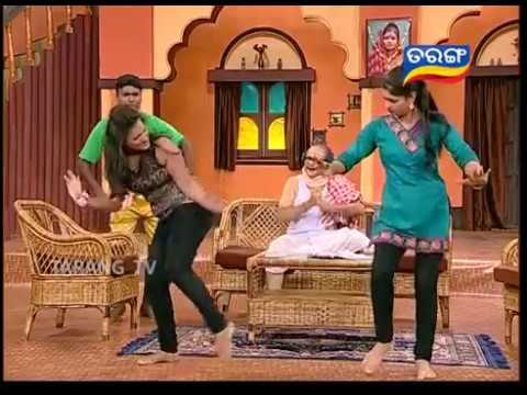 Papu Pam Pam Comedy | Ding Dung Excuse Me | Chikni Chameli Dance - TarangTV