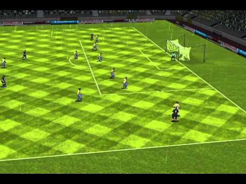 Fifa 13 Iphoneipad Fc Barcelona Vs Ud Las Palmas Youtube
