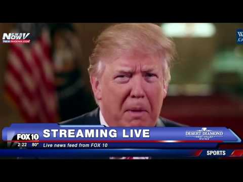 President Donald Trump's Weekly Address To Americans 2/10/17