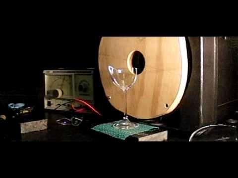 Wine Glass Breaking - Mulholland