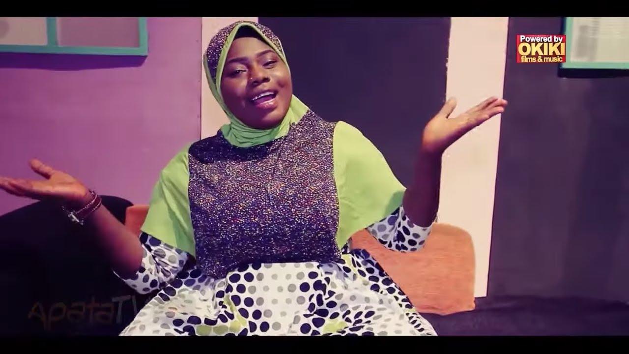 Download Igba Ti Wa Latest 2020 Islamic Music Video Starring Rukayat Gawat Oyefeso