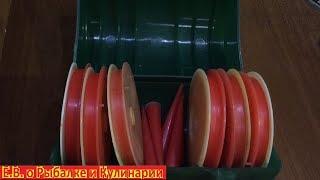 Кружки рыболовные КР-6 для рыбалки на щуку из СССР. Набор интересных советских кружков КР-6.
