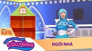 VTV7 | Những người bạn cầu vồng | Ngôi nhà | Cách xếp đồ chơi