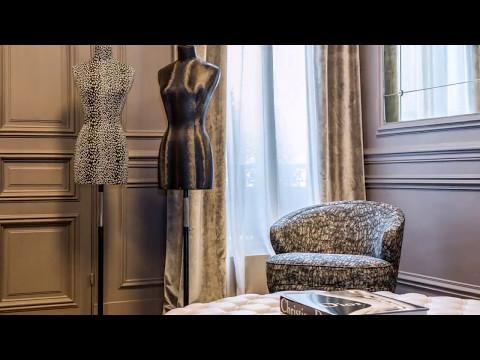 Paris luxury apartments François 1er
