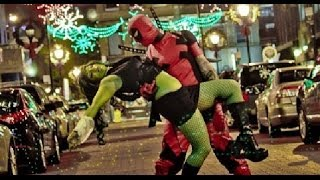 Repeat youtube video DeadPool - The Fox PARODY Ylvis music video - DragonCon