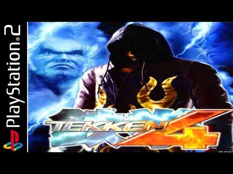 Tekken 4 Online Game