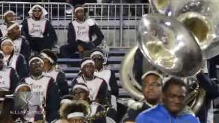 JSU v.s. Tennessee State University - Tuba Battle - SHC 2015