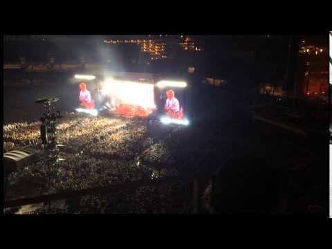 Paul McCartney   Target Field Mpls  MN   August 2 2014