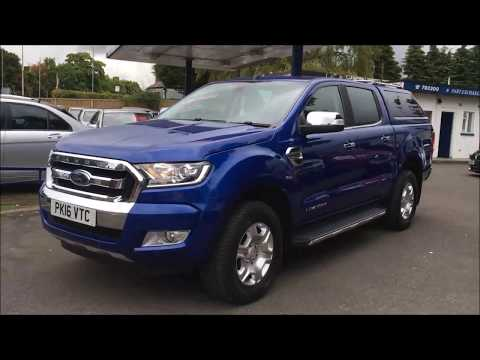 FORD RANGER 3.2 TDCi Limited 1 Double Cab Pick Up Truck