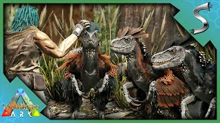 hatching-our-deinonychus-pack-and-hunting-ark-valguero-dlc-gameplay-e6